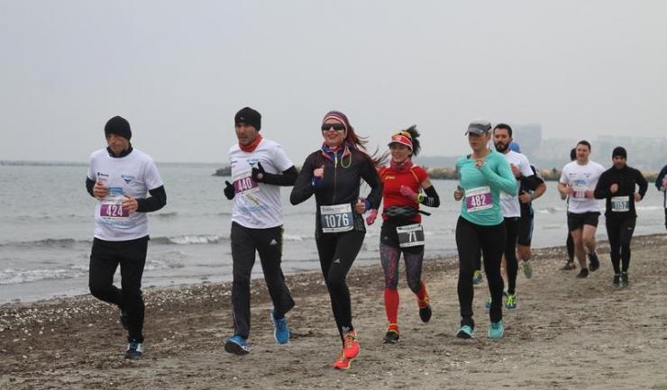La Maratonul Nisipului 2016 s-a doborât recordul de participare