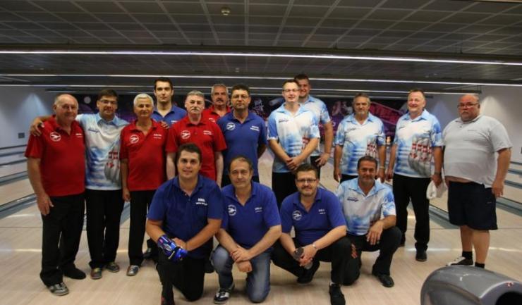 Jucătorii de la Constructorul Constanța și BSRK e.V. 1883 Brandenburg susțin de 43 de ani un meci bilateral de bowling!