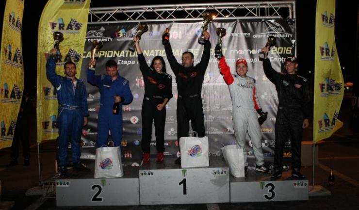 Bulgarii au dominat podiumurile celor două clase de la a patra etapă a Campionatului Naţional de Drift