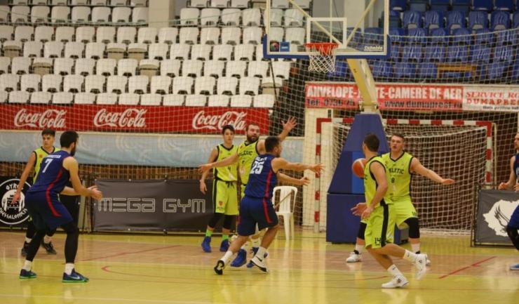 Defensiva foarte bună le-a asigurat victoria jucătorilor de la Baschet Club Athletic Constanța