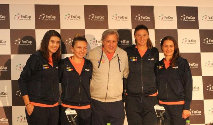Sorana Cîrstea, Simona Halep, Ilie Năstase, Irina Begu și Monica Niculescu se gândesc doar la victorie