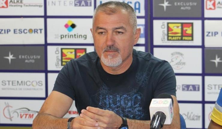 """Petre Grigoraș, antrenor principal SSC Farul: """"Este nevoie de unitate acum"""""""