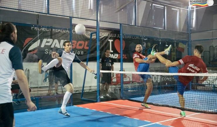 În prima zi a Campionatului European de padbol doar România I a obţinut o victorie