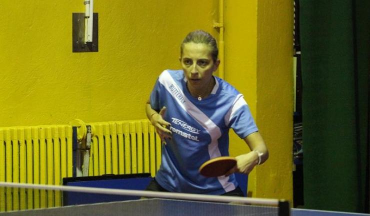 Eliza Samara nu uită că la Constanța s-a format ca jucătoare de tenis de masă și ca om