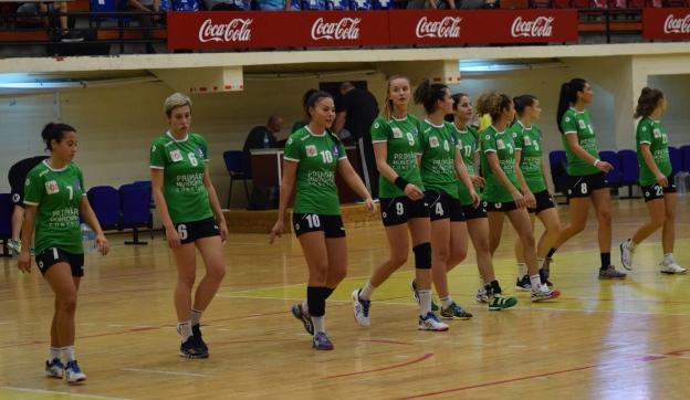 Handbalistele constănţene au obţinut prima victorie din actualul campionat