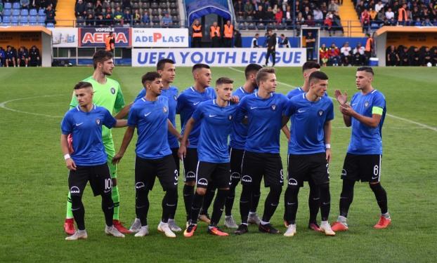 Jucătorii Viitorului nu au putut învinge echipa croată