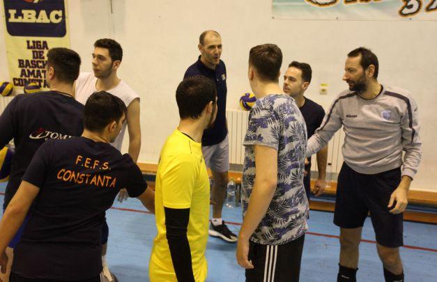Radu Began conduce antrenamentele în fiecare săptămână, echipa urmând să fie înscrisă în sezonul 2019-2020 în Divizia A2