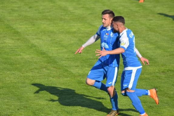 Romeo Surdu a înscris golul Farului în meciul de miercuri