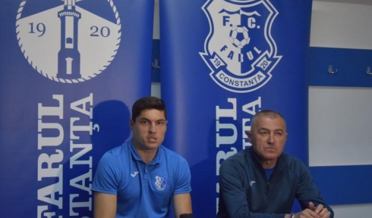 Paul Antoche și Petre Grigoraș se gândesc doar la un succes în meciul de miercuri