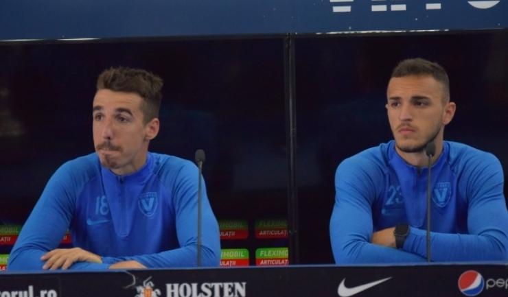Andrei Artean și Virgil Ghiță au înscris pe terenul ploieștean în Supercupa României, respectiv în finala Cupei României