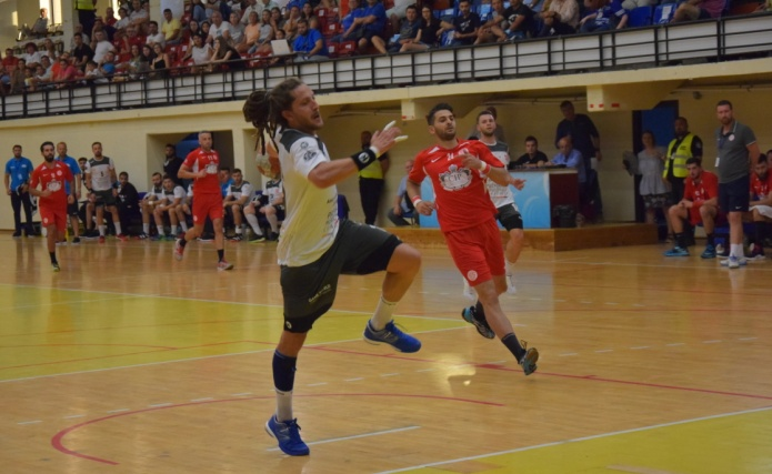 Brazilianul Fabio Chiuffa a înscris cele mai multe goluri pentru HCDS