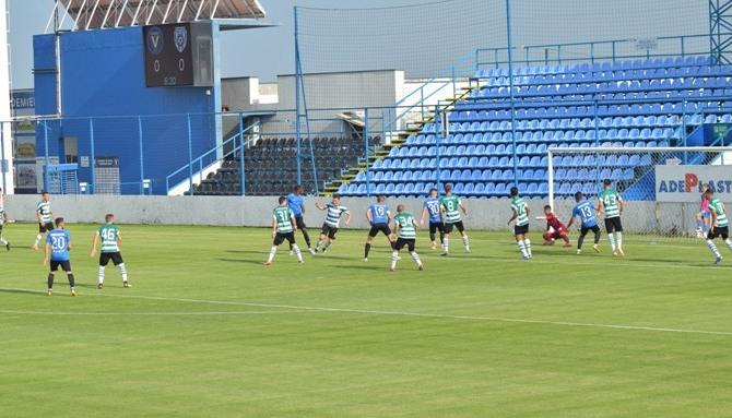FC Viitorul susţine vineri, de la ora 17.00, pe teren propriu, un meci amical