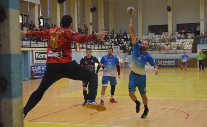 Irakli Chikovani a marcat cele mai multe goluri pentru HCDS