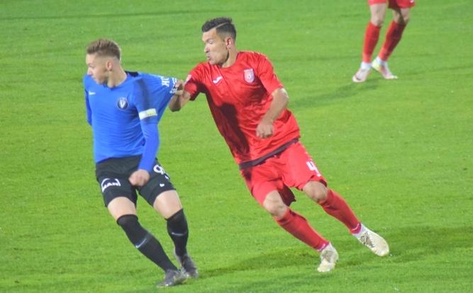 Louis Munteanu a adus victoria formaţiei constănţene