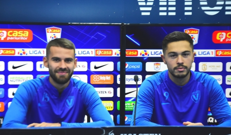 Bogdan Ţîru şi Gabriel Iancu ştiu că Viitorul nu mai are voie să facă paşi greşiţi