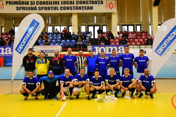 AS FCS Old-Boys 2017 Năvodari - locul 1