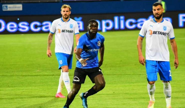Kevin Luckassen a marcat primul gol în Liga 1 în tricoul Viitorului