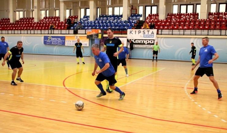 AS FCS Old-Boys 2017 Năvodari (echipament negru) este la un pas de semifinale