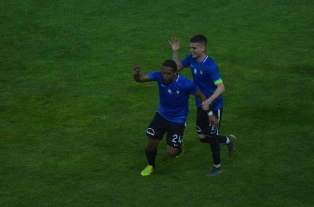 Brazilianul Eric a marcat golul victoriei în partida de la Ploieşti