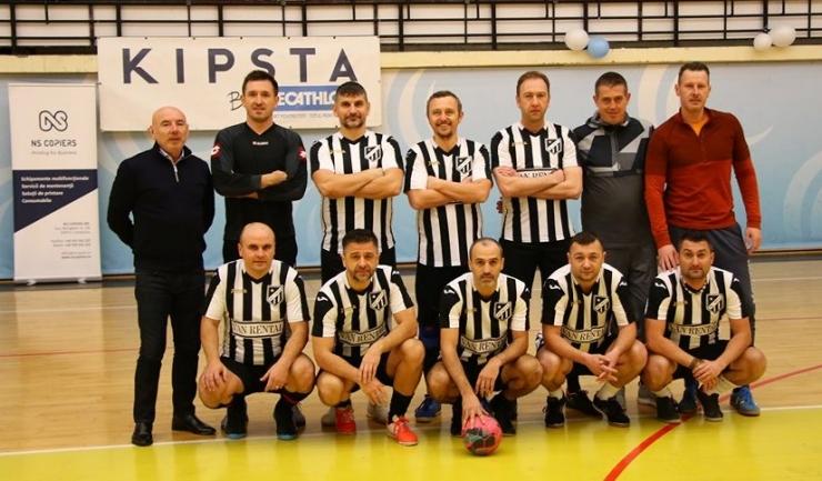 Athletic Club 1973 Constanţa a câştigat Grupa B