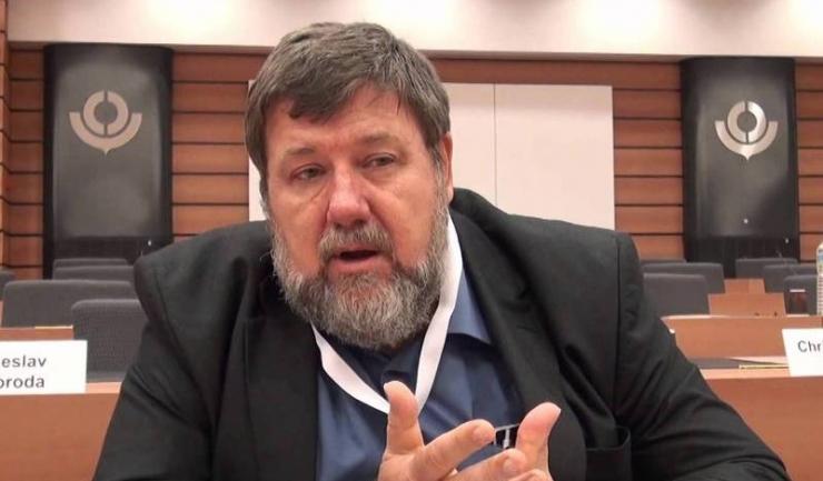 Preşedintele Cartel Alfa, Bogdan Hossu