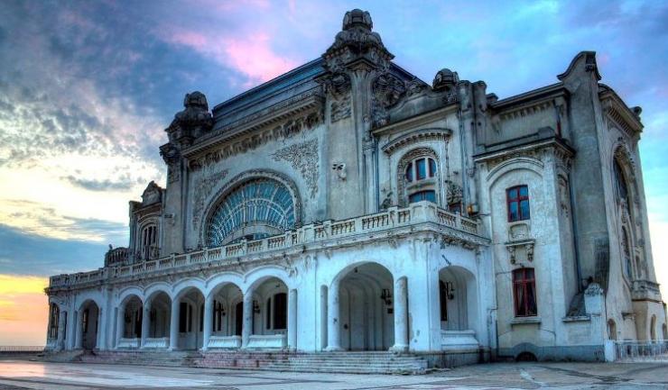Guvernul a deblocat, în ședința de miercuri, 8 mai, lucrările de restaurare și reabilitare a Cazinoului Constanța