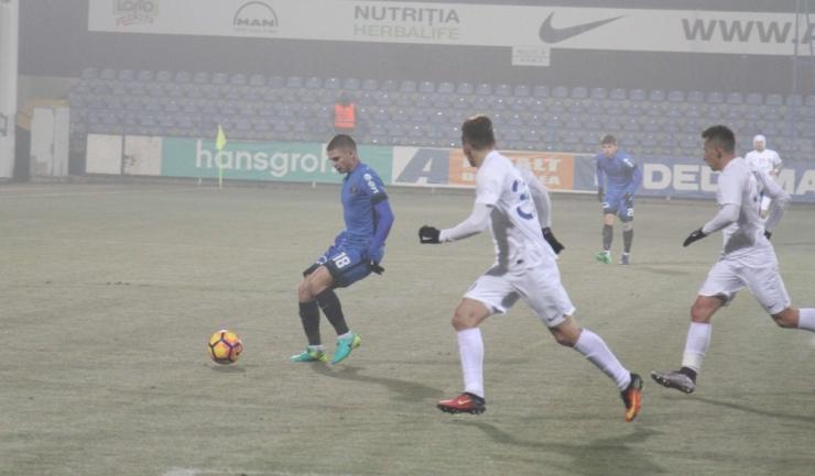 Răzvan Marin a fost omul meciului FC Viitorul - FC Botoşani