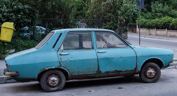 Vârsta medie a parcului auto românesc este de 15,4 ani, peste media UE de 11 ani