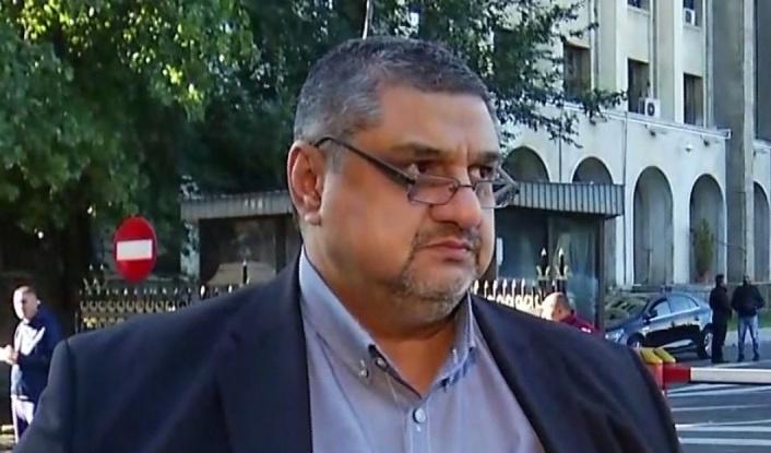 Vasile Ştefănescu, preşedintele Confederaţiei Operatorilor şi Transportatorilor Autorizaţi