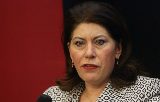 Noul preşedinte al ANAF, Mirela Călugăreanu