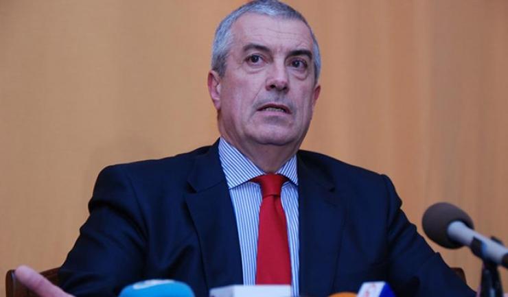 """Președintele ALDE, Călin Popescu-Tăriceanu: """"Îl susținem pe ministrul Viorel Ilie"""". Se destramă coaliția?"""