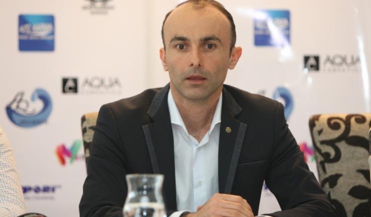 """Daniel Antonaru, președintele Asociației Sportive """"SanaSport"""": """"Acest proiect a început ca o simplă alergare pe nisip alături de prieteni"""""""