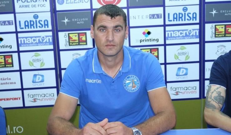 """Ion Barbu, antrenor principal SSC Farul: """"Trebuie să abordăm meciurile de baraj cu mare seriozitate și să ne demonstrăm superioritatea pe teren"""""""