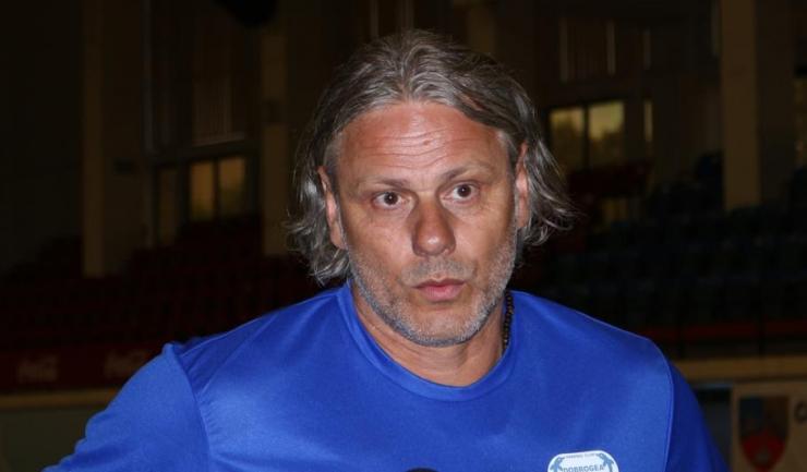 """Christian Gaudin, antrenor principal HCDS: """"Am venit la Constanța pentru rezultate foarte bune"""""""