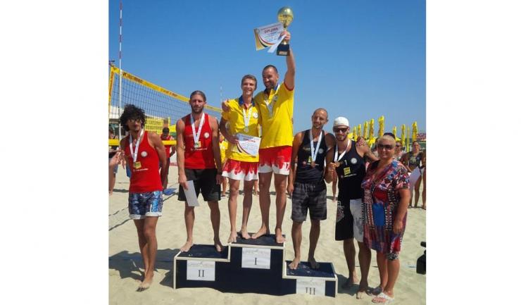 Lucian Bădiceanu și Marius Ciortea au revenit spectaculos în finala mare și au devenit campioni