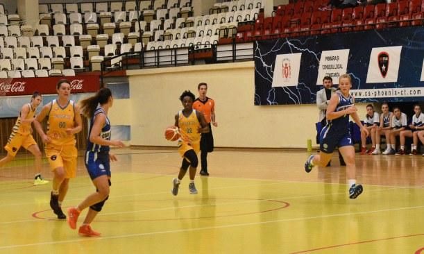 Baschetbalistele de la CS Phoenix-Ştiinţa Constanţa şi CS Agronomia București sunt neînvinse în actualul sezon