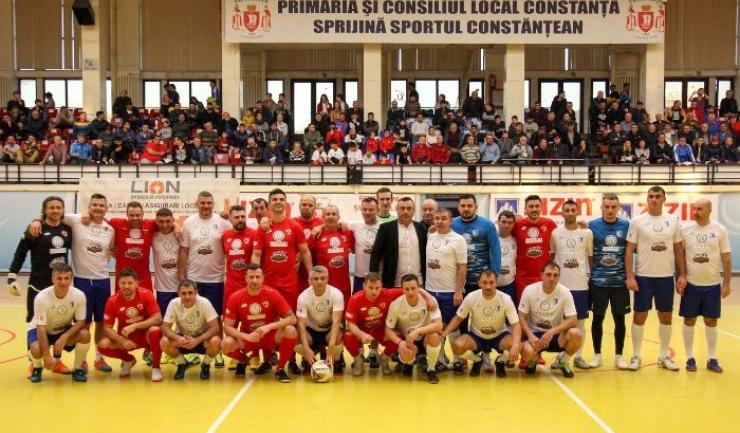 Farul - Dinamo