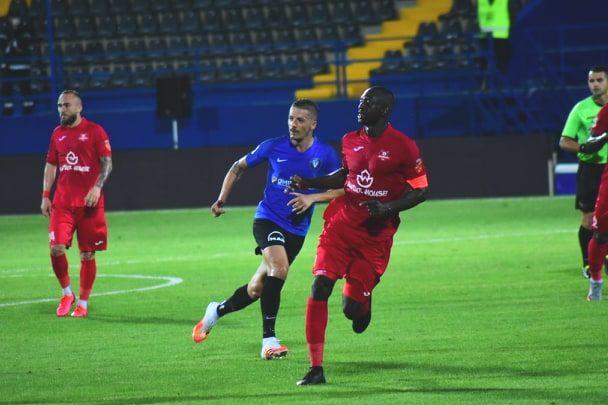 FC Hermanstadt a obţinut trei puncte extrem de importante