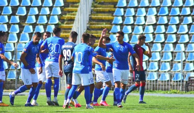 FC Farul va disputa la Cernavodă meciul cu Axiopolis