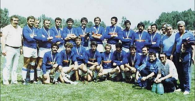 Campionii din 1986