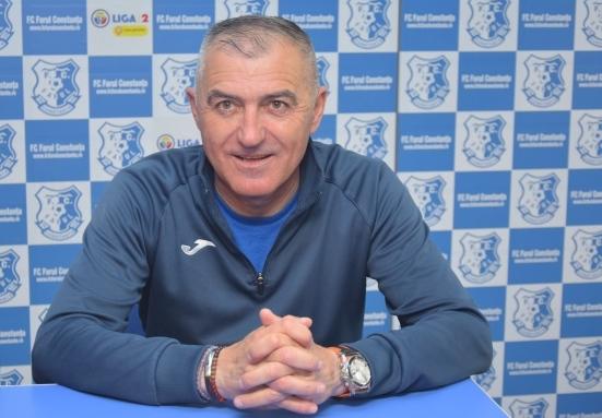 """Petre Grigoraş, antrenor principal SSC Farul: """"Aş vrea eu să sufăr aşa, să câştig toate meciurile în minutul 93 sau 94, că nu m-aş supăra"""""""