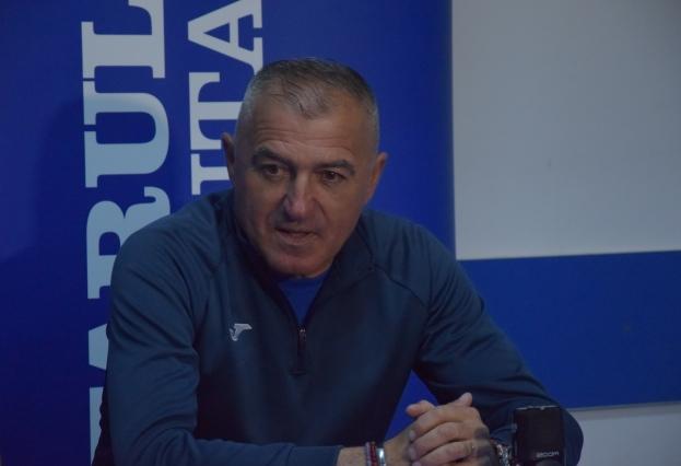 """Petre Grigoraș: """"În fața propriilor suporteri suntem datori cu o evoluție cât mai bună"""""""