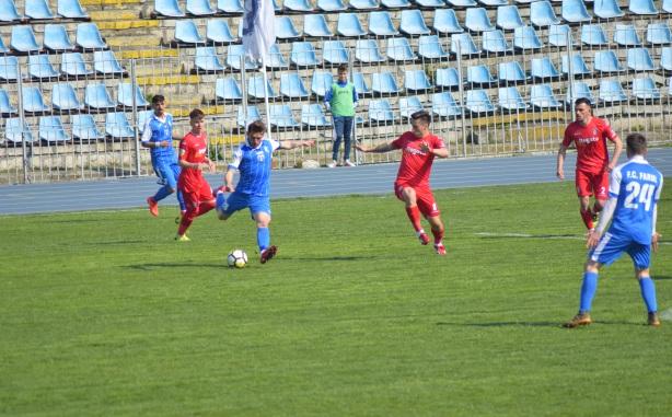Chindia Târgovişte este sigură de locul de baraj, dar vrea promovarea directă în Liga 1