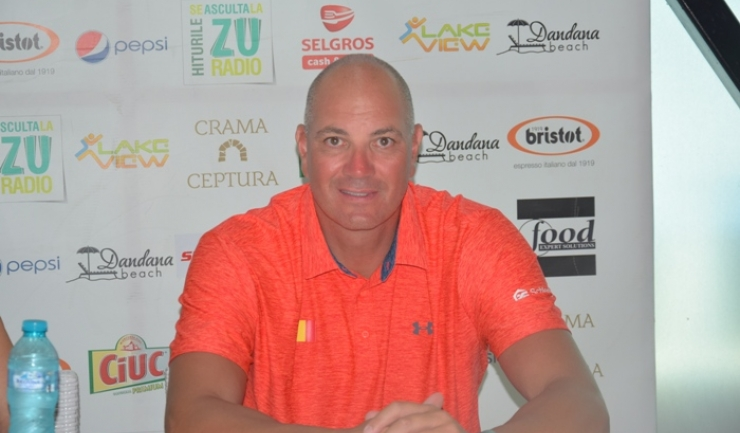 Adrian Pricop, antrenor federal loturi naționale de volei pe plajă