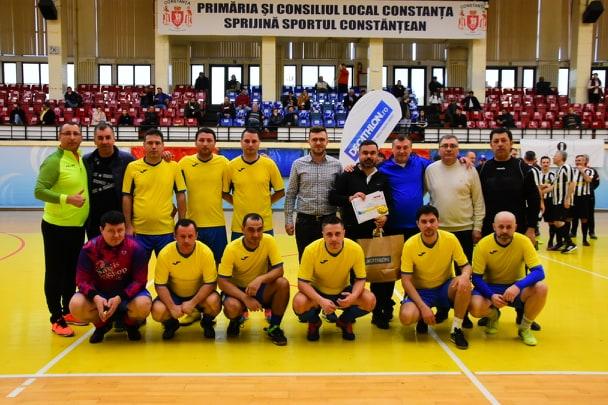 CFR-Municipal Constanţa - locul 2