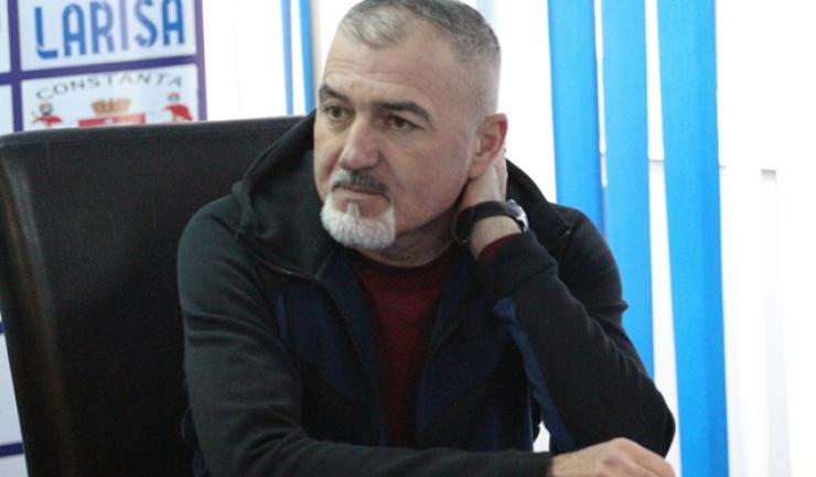 Petre Grigoraș, antrenor principal SSC Farul