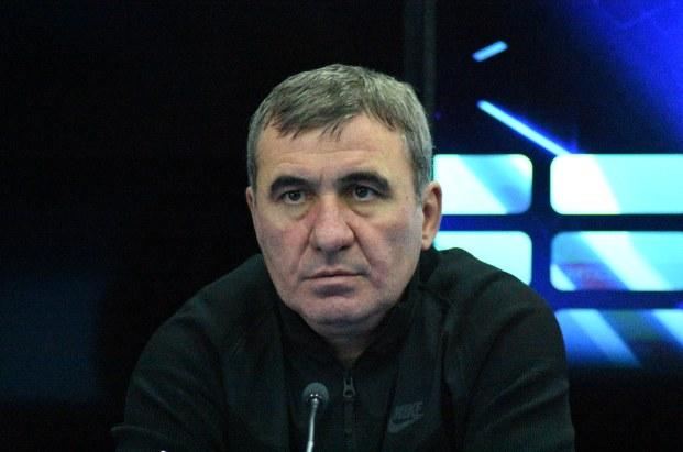 """Gheorghe Hagi, manager tehnic Viitorul: """"Important e ca noi să ne facem jocul"""""""