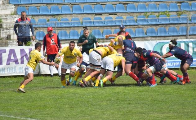 CS Tomitanii Constanța va întâlni SCM Gloria Buzău în meciul pentru locurile 7-8