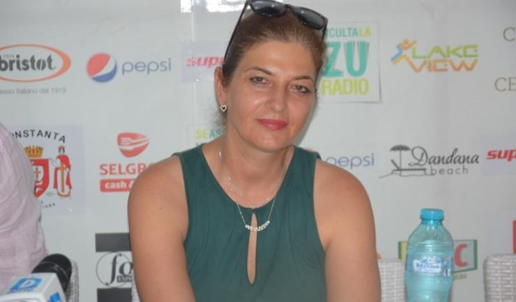 Mariana Solomon, director DJST Constanța