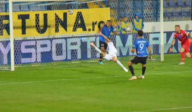 Gabriel Iancu a mai reuşit o dublă pentru Viitorul